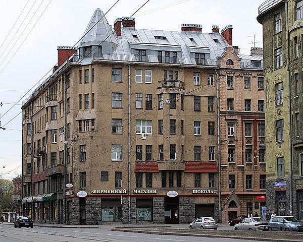 Загродный, 64 - сегодня. Фото с сайта citywalls.ru